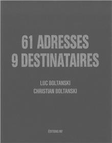 61 Adresses, 9 Destinataires