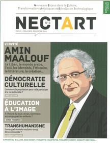 Nectart #3  Amin Maalouf Juin 2016