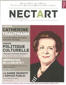 Nectart #4 Catherine Trautmann Janvier 2017