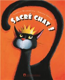 Sacre Chat !