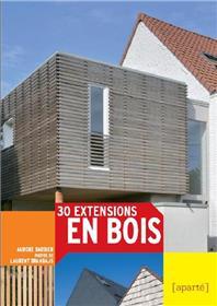 30 Extensions En Bois