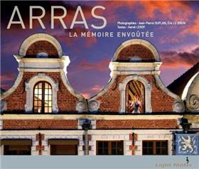 ARRAS, LA MEMOIRE ENVOUTEE (poche francais)