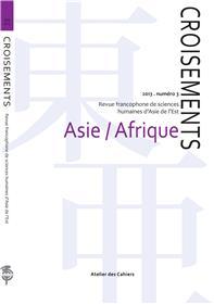 Croisements 3 - Asie / Afrique