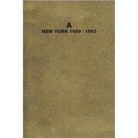 A - New York 1989/1993