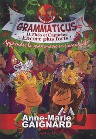 Grammaticus, Volume 2