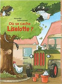 Ou Se Cache Liselotte ?