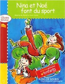 Nina Et Noe Font Du Sport