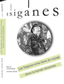 Etudes Tsiganes N°58/59 Dans La Bande Dessinee Juillet 2016