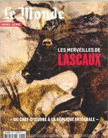 Le Monde Hs N°55 Les Merveilles De  Lascaux Mars 2017