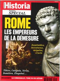 Historia Special Hs N°34  Rome Mars/Avril 2017