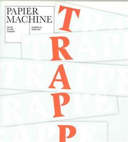 Papier Machine N°2 Trappe Avril 2015