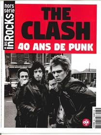 Les Inrocks 2 The Clash Fevrier 2017