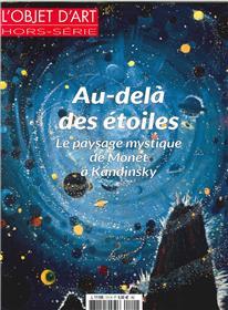 L´Objet D´Art Hs N°111 Paysage Mystique De Monet A Kandinsky Mars 2017
