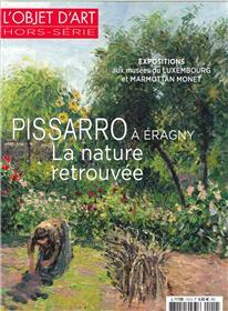 L´Objet D´Art Hs N°112  Pissaro Mars 2017