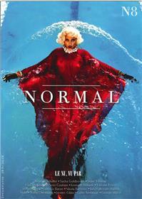 Normal Magazine N°8 L´Art Du Nu Vu Par Les Grands Photographes Mars 2017