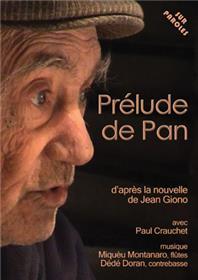 Prélude De Pan D´Après La Nouvelle De Jean Giono (Film Dvd)