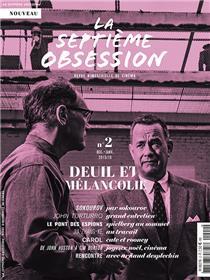 La Septieme Obsession N°2 Deuil Et Melancolie Decembre2015/Janvier 2016