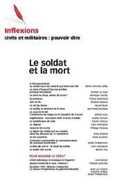 Inflexions N°35 Le Soldat Et La Mort Mai 2017