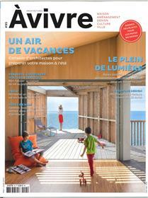 Architectures A Vivre N°95 Un Air De Vacances Mai/Juin 2017