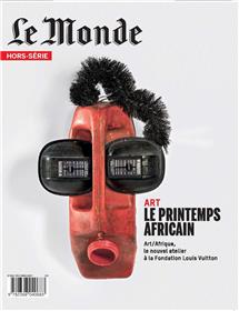 Le Monde Hs Art/ Le Printemps Africain Avril 2017