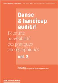 Danse Et Handicap Auditif
