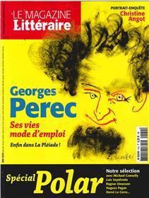 Le Magazine Litteraire N°579 Georges Perec Mai 2017