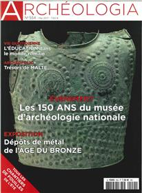 Archeologia N°554 L´Education Dans Le Monde Romain  Mai 2017
