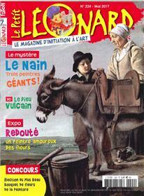Le Petit Leonard N°224 Le Nain  Mai 2017
