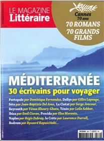 Le Magazine Litteraire N°580 Mediterranee  Juin 2017
