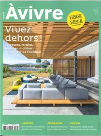 Architectures A Vivre Hs N°35 Green Design & Outdoor Juin/Aout 2017