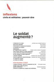 Inflexions N°32 Le Soldat Augmente ? (2016)