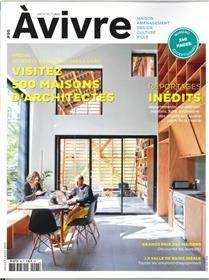 Architectures A Vivre N°96 Visitez 500 Maisons D Architectes   Juillet/Aout 2017