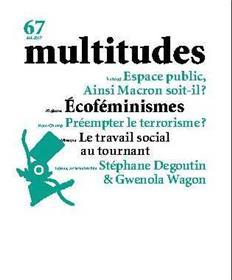 Multitudes N°67 Ecofeminismes Juin 2017