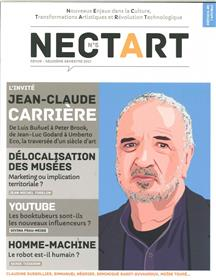 Nectart #5 Jean-Claude Carriere Juin 2017