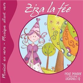 Ziza La Fée - Conte Musical Cd Audio
