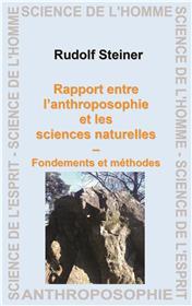 Rapport Entre L´Anthroposophie Et Les Sciences Naturelles