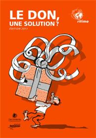 LE DON UNE SOLUTION ? édition 2011