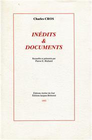 Inedits Et Documents