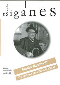 Etudes Tsiganes N°60 Mateo Maximoff Ete 2017
