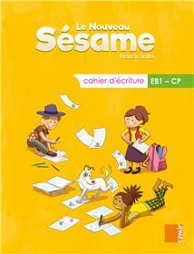 Le nouveau Sésame - Cahier d´écriture EB1