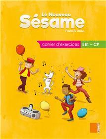 Le nouveau Sésame - Cahier d´exercices EB1