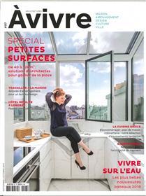Architectures A Vivre N°97  Petites Surfaces Septembre/Octobre 2017