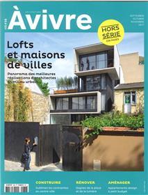 Architectures A Vivre Hs N°36- Lofts /Septembre-Novembre 2017