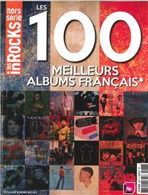 Les Inrocks Hs N° 86  Les 100 Meilleurs Albums Francais Aout 2017