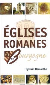 Eglises Romanes De Bourgogne