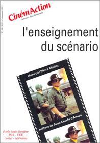 Cinemaction N° 61- Enseignement Du Scenario- 1991