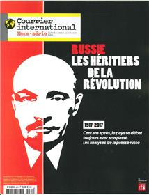 Courrier International Hs  N° 62 - Russie Les Heritiers De La Revolution Oct0Bre 2017