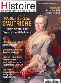 Histoire De L´Antiquite A Nos Jours N°93 Marie-Therese D´Autriche Sept/2017
