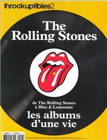 Les Inrocks2 N° 77  Les Rolling Stones Une Vie En Albums Septembre 2017