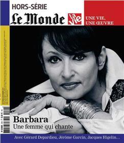Le Monde Vie/Oeuvre Hs Barbara Octobre 2017